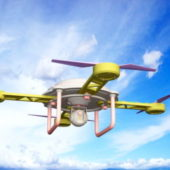 Army Drone Quadcopter