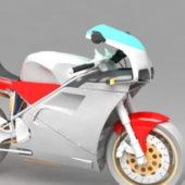 Ducati 916 Sport Motor Bike