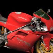 Motorcycle Ducati 916 Sport
