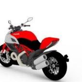 Ducati Desmosedici Motor Bike