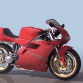 Ducati Sport Motorbike