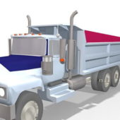 Dump Truck Heavy Vehicle