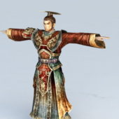 Character Dynasty Warlord