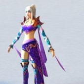 Character Dynasty Warriors Female