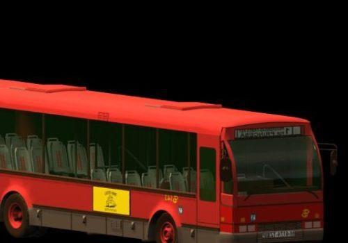 Vehicle Emt Bus