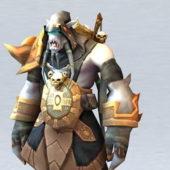 Game Character Sage Akama