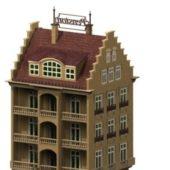 Elderly City Apartment Housing