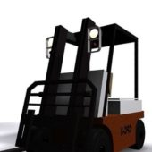 Electric Forklift Vehicle