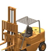 Industrial Electric Forklift Truck