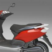 City Electric Moped
