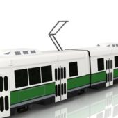 City Electric Tram Car