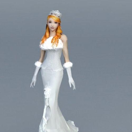 Character Bride