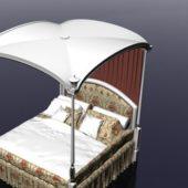 Princess Canopy Bed Design