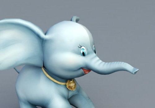 Elephant Baby Cartoon