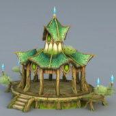 Elf Building Pavilion
