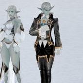 Elven Couple Character