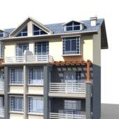 British Townhouse Design