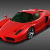 Enzo Ferrari Car