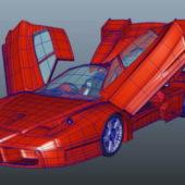 Enzo Ferrari Super Car