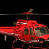 European As350 Ecureuil Helicopter