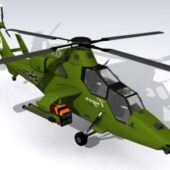 Eurocopter Tiger Helicopter Attack Type