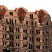 Europe City Terraced House