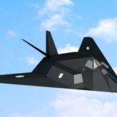 Us F117 Nighthawk Aircraft