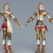 Ashe Princess Character