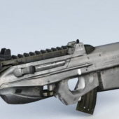 Gun Fn F2000 Bullpup Assault Rifle
