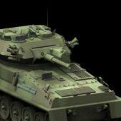 Military Fv101 Scorpion Tank