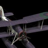 Aircraft Fairey Swordfish Torpedo