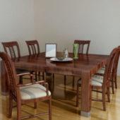 Dinner Table Set Furniture