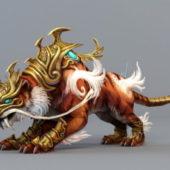 Animal Fantasy Tiger