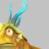 Fantasy Character Toad