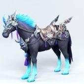 Fantasy War Horse Animal