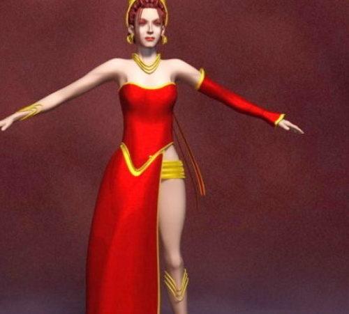 Character Fantasy Princess