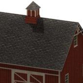 Farm Machine Shed Building