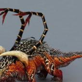 Felhunter Monster Animal