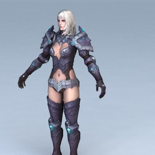 Female Character Concept