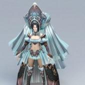 Female Character Priestess