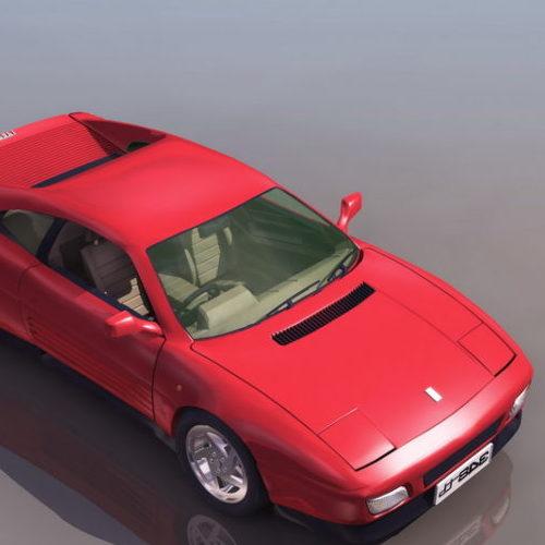 Ferrari 348 2-seat Racing Car