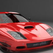Car Ferrari 575m Maranello Grand