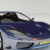 Ferrari Enzo Sports Car Vehicle