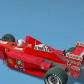 Ferrari F399 Car