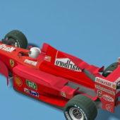 Ferrari F399 Formula One F1 Car