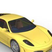 Ferrari F430 Super Car Vehicle