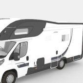 Vehicle Fiat Ducato Campervan