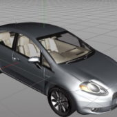 Car Fiat Grande Punto