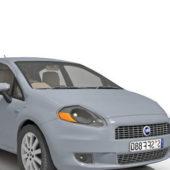 Fiat Grande Punto Sedan Car