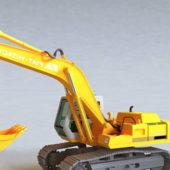 Fiat Hitachi Heavy Excavator